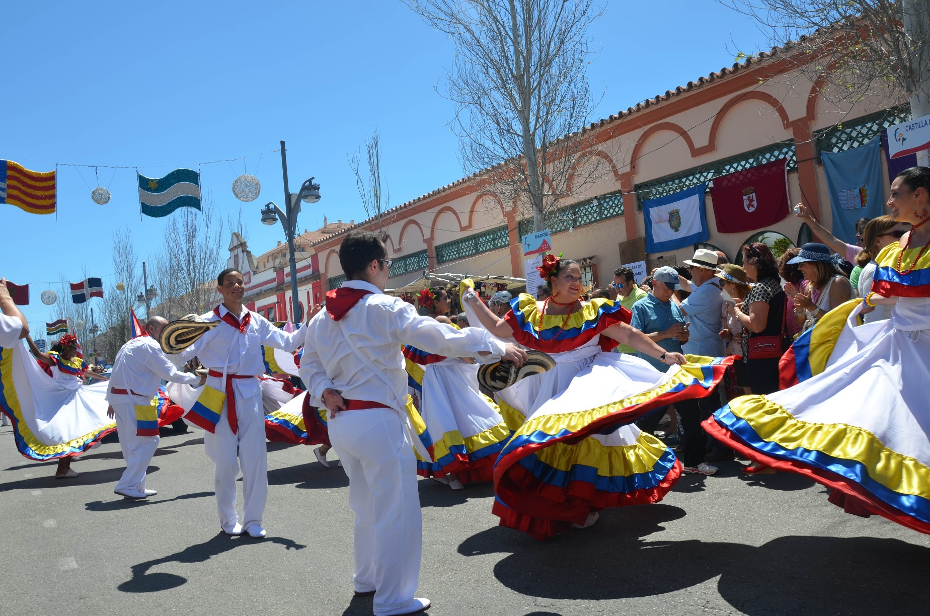 Feria de los Pueblos – international fun in Fuengirola
