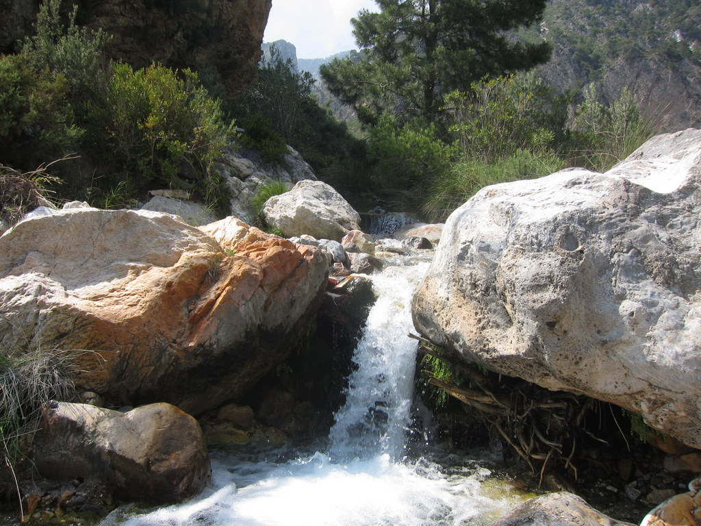 Explore the natural beauty of the Nerja River Walk