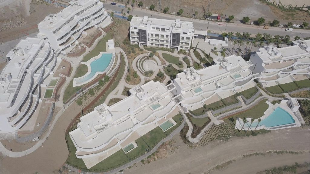 Phase I - 2020 08 Phase I aerial view
