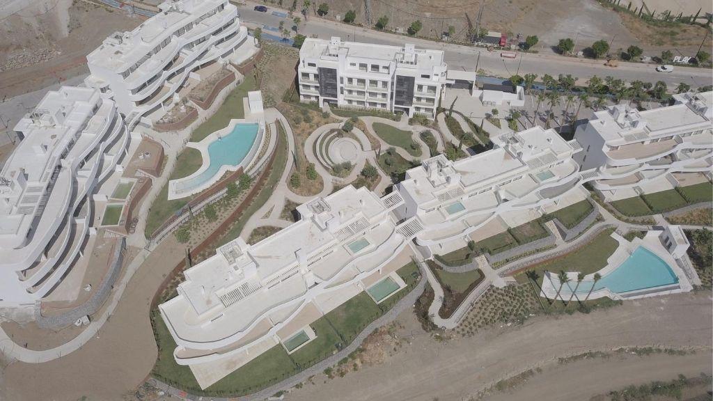 Phase I - 2020 08 Phase I aerial view