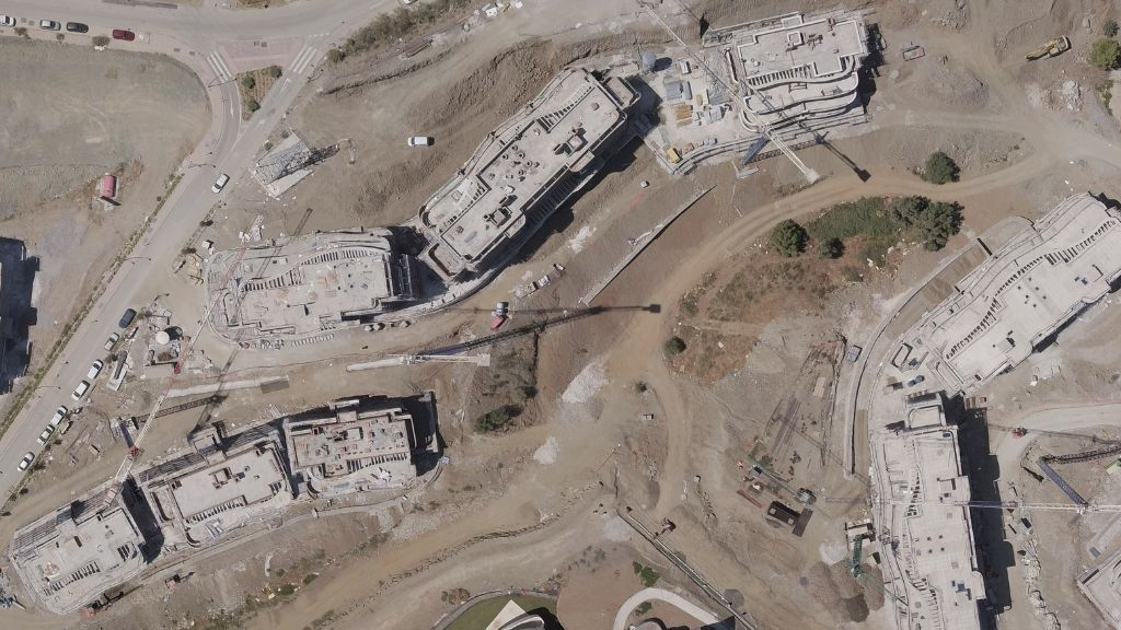 Phase IV - 2020 09 Phase IV aerial view