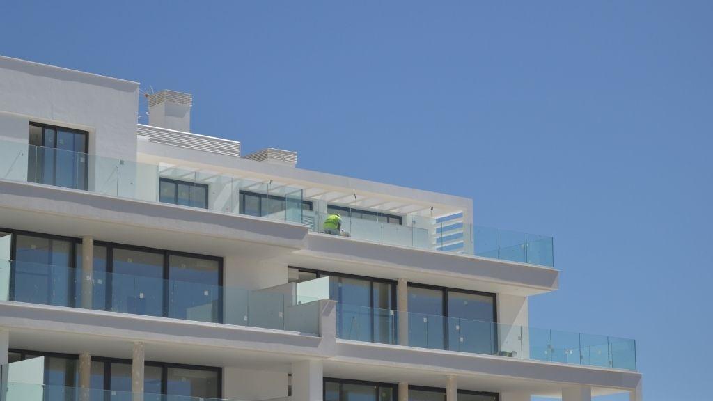 Phase II - 2021 03 Progress on the Sky Villa in Block 16
