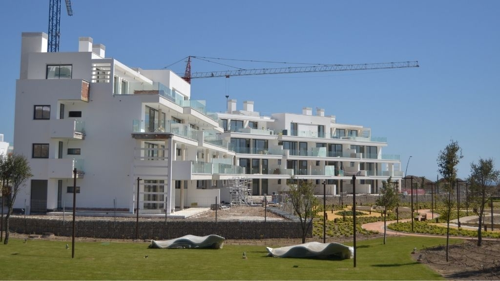 Phase II - 2021 03 Work in progress in Blocks 21 to 24