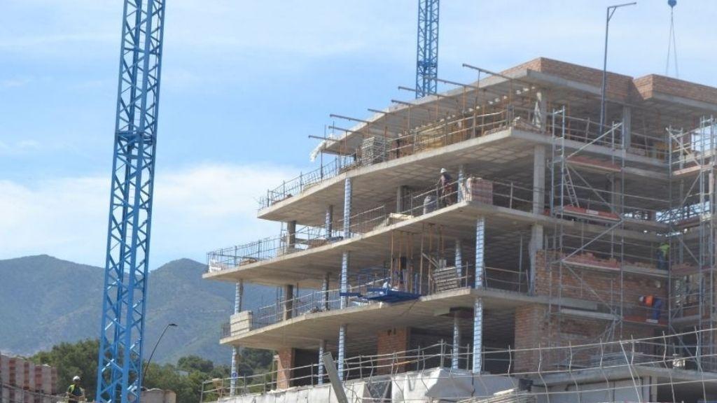 Phase VIII - 2021 05 Block 75 is taking shape