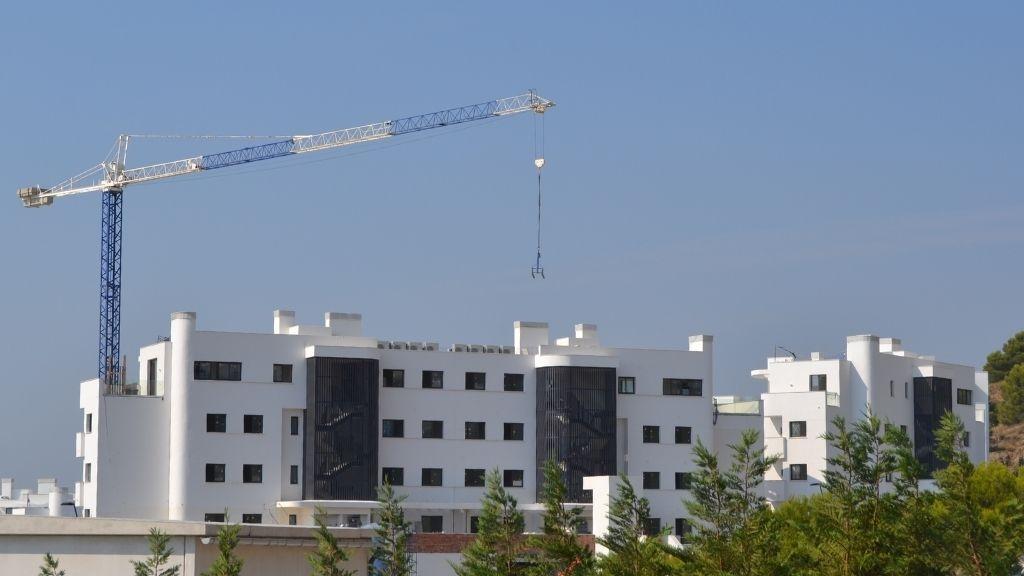 Phase V - 2021 09 Progress on Blocks 56 to 58 in Phase V