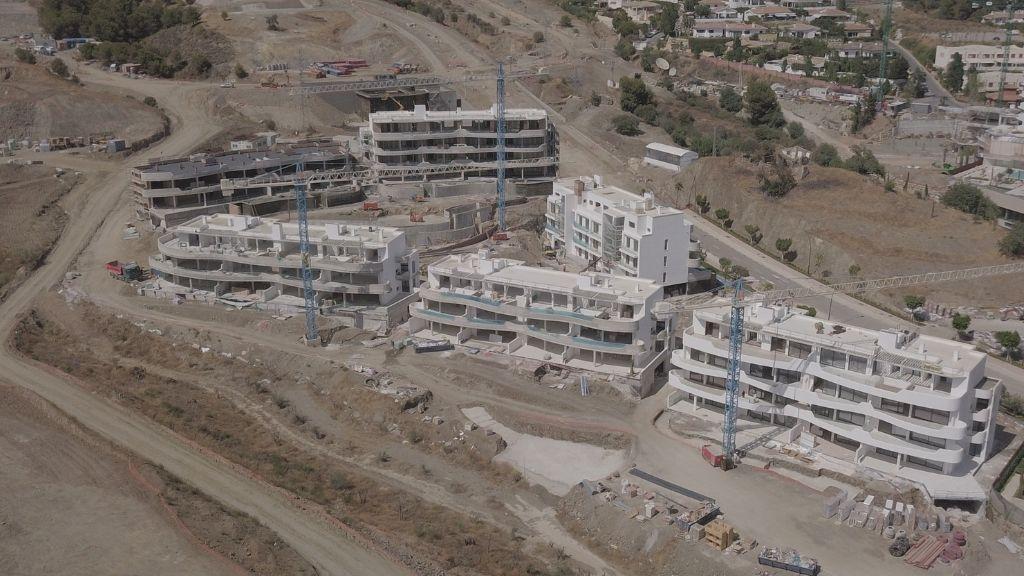Phase I - 2019 07 - Phase I aerial view