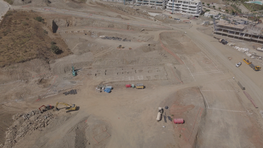 Phase III - 2019 07 - The outline of the first blocks in Phase III